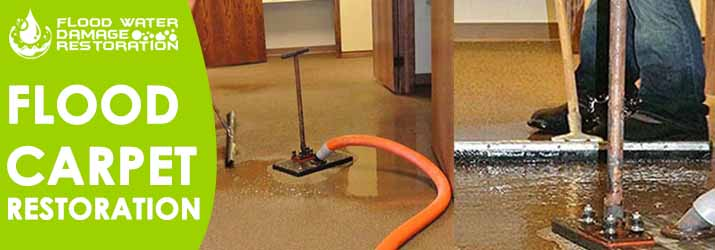 Flood Carpet Restoration Cargerie