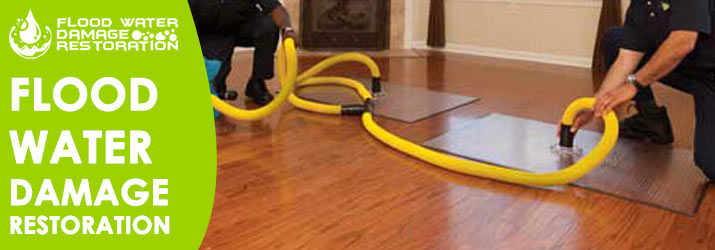 Flood Water Damage Restoration Cargerie