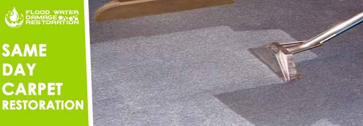 Same Day Carpet Restoration Canberra
