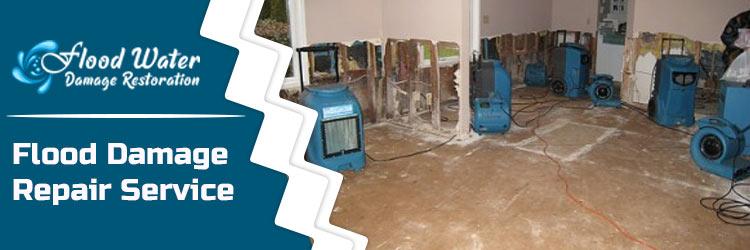 Flood Damage Repair Service
